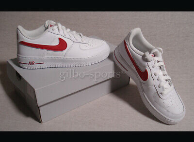 Nike Air Force 1 Weinrot Gr. 40,5