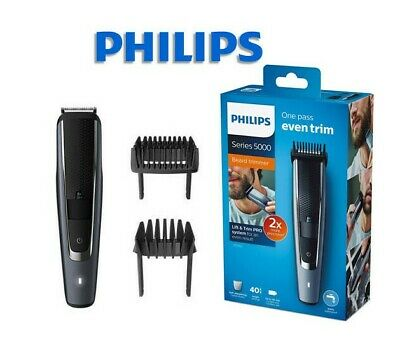Philips Series 5000 Bt5502 - Recortadora De Barba Autoafilable (Precintada)