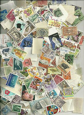 500 Worldwide Stamps,  All Different, No Us 31
