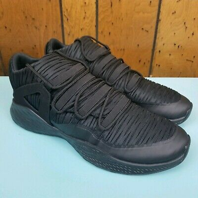 ba1f0725e93036 NIB MEN S NIKE Air Jordan Formula 23 Low Black Shoes 919724 010 Size ...