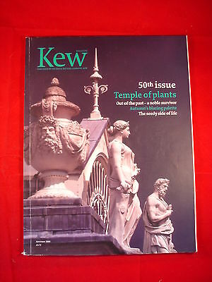 Kew Botanical Garden magazine - Autumn 2005