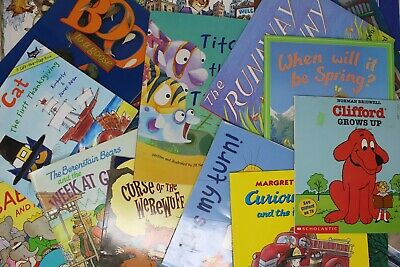 LOT OF 20 - Childrens Bedtime Books - Story time Bundle for young children - PB