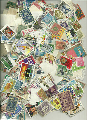 500 Worldwide Stamps,  All Different, No Us 33