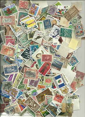 500 Worldwide Stamps,  All Different, No Us 34