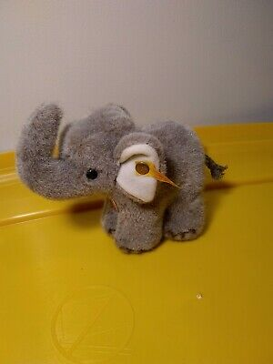 Steiff Jumbo the elephant stuff toy