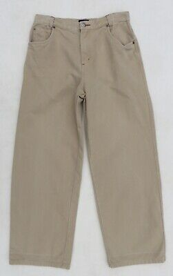 Mini Boden camel cotton twill jeans,age 13-14 years