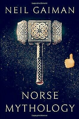 Norse Mythology by Neil Gaiman online fast Delivery
