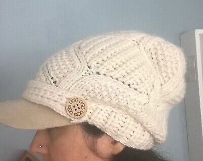 143d3e8cd5dee UGG HAT CARDI Knit Oversize Cuff Beanie One Size NEW -  55.00