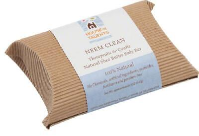 NEW House of Talents Neem Clean Soap 5oz Bar