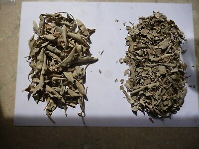 Loose Leaf White Sage---Full Leaves and Crushed Leaves---25gr,100gr,250gr,500gr.