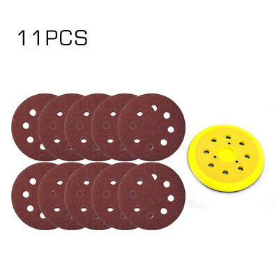 Polish Sander disc Round Sanding 5inch Hook Loop Pad For makita BO5401 M9202B