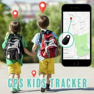 GPS Kids Tracker And Activity Monitor Smart Mini Tracer Pet Anti-Lost Waterproof