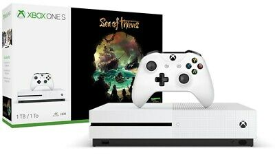 Bundle: Microsoft Xbox One S 1TB with Sea of Thieves