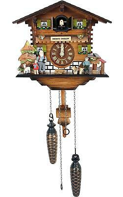 Quartz type cuckoo clock cuckoo clock German Forest clock HEIDI HAUS4223QM