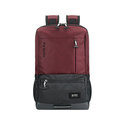 SOLO Draft Backpack 2 Colors Business & Laptop Backpack NEW