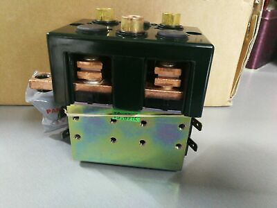 Albright  Reversing Contactor/Solenoid DC182B-530T 828/36436 24V SWITCH NEW