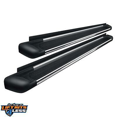Westin 27-64710 Polished SG6 Running Boards for 1999-2005 Buick Enclave