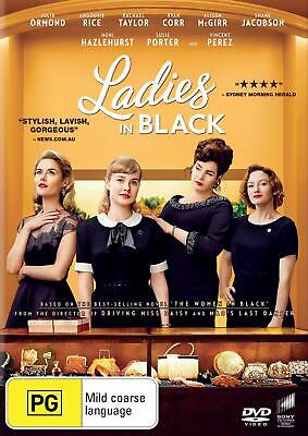 Ladies In Black DVD (region 1 us import) USED, IN GOOD CONDITION.