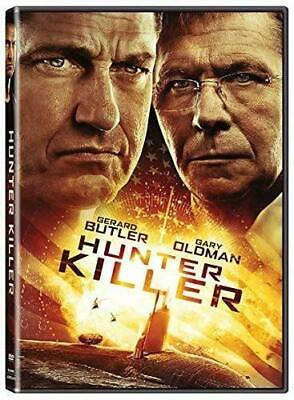 HUNTER KILLER DVD (region 1 us import) USED, IN GOOD CONDITION.
