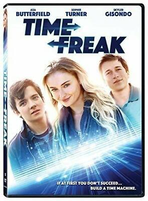 TIME FREAK DVD (region 1 us import) USED, IN GOOD CONDITION.