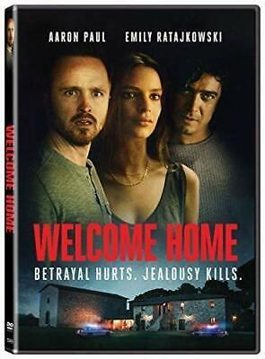 WELCOME HOME DVD (region 1 us import) USED, IN GOOD CONDITION.