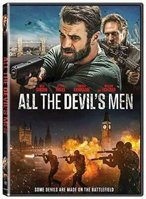 All The Devil's Men  DVD (region 1 us import) USED, IN GOOD CONDITION.