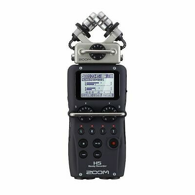Zoom H5 Handy Recorder With 2GB SD Card And Steinberg Cubase/Wavelab Software...