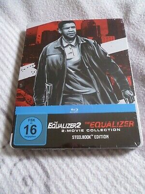 The Equalizer 1&2 - Limited Edition - Blu-ray Steelbook