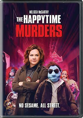 The Happytime Murders DVD (region 1 us import) USED, IN GOOD CONDITION.