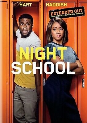 Night School DVD (region 1 us import) USED, IN GOOD CONDITION.