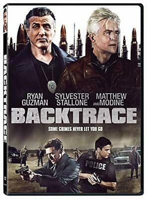 Backtrace DVD (region 1 us import) USED, IN GOOD CONDITION.