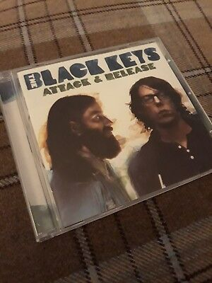 The Black Keys - Attack And Release (2008) produced by danger mouse