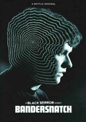 Black Mirror: Bandersnatch DVD (region 1 us import) USED, IN GOOD CONDITION.