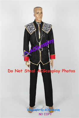 Final Fantasy VIII Squall Leonhart Cosplay Costume include belts