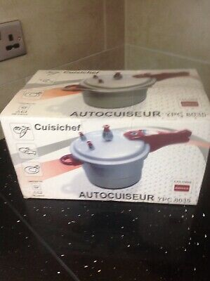 3 LITRE PRESSURE COOKER  Cuisichef 3L KITCHEN CATERING HOME BRAND NEW