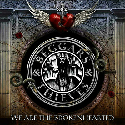 Beggars & Thieves - We Are The Brokenhearted (CD JEWEL CASE)
