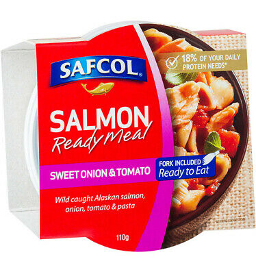 Safcol Salmon Sweet Onion Meal