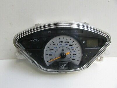 Honda ANF125 Clocks Speedo Instrument, Innova, 2007 - 2010 J4