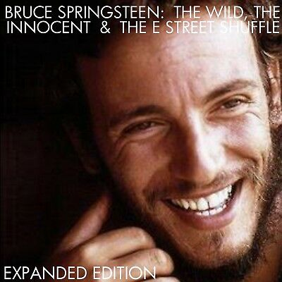 Bruce Springsteen - The Wild, The Innocent & The E Street Shuffle [Expanded CD]