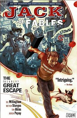 Jack of Fables: The (Nearly) Great Escape Vol. 1 Fine