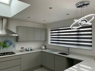 Day & Night / Zebra Blinds - Shangri - UK PRODUCT - Made to measure