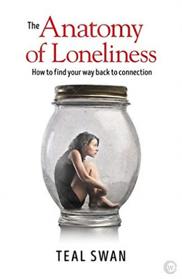 Swan Teal-The Anatomy Of Loneliness BOOK NUOVO