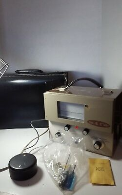 Old  Vintage Electrocardiograph Medical Eqiupment Computer Instruments Corp. H-2