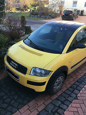 Audi A2 Color Storm 1,4 TDI