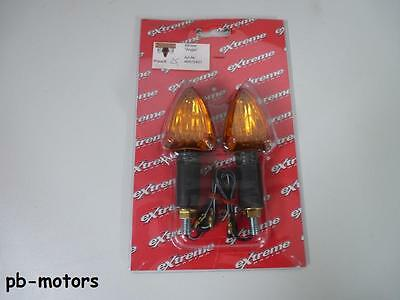 . Extreme Racing Angle Blinker Carbonlook E-Zeichen