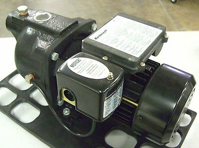 Mastercraft 1/2hp Cast Iron Jet Pump 312222 Shallow Well Water 115V 230V