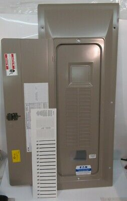 Eaton CHSUR8KF, Combination Flush/Surface Surge Cover Load Center