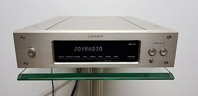 Sony ST-S3000ES High-End Stereo FM/AM Tuner *Rare Shoebox Size ES Series*