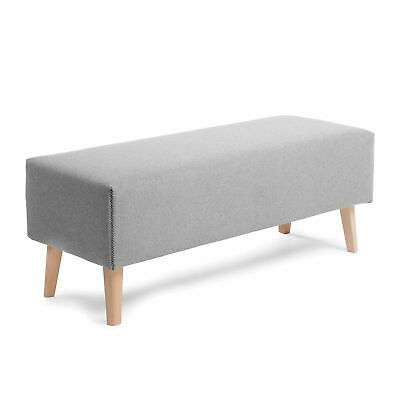 Kave Home Banqueta Dyla, gris
