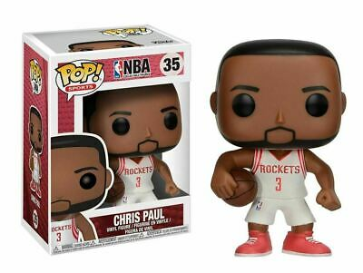 Funko Pop NBA Houston Rockets Chris Paul #35 Vinyl Figure NIB